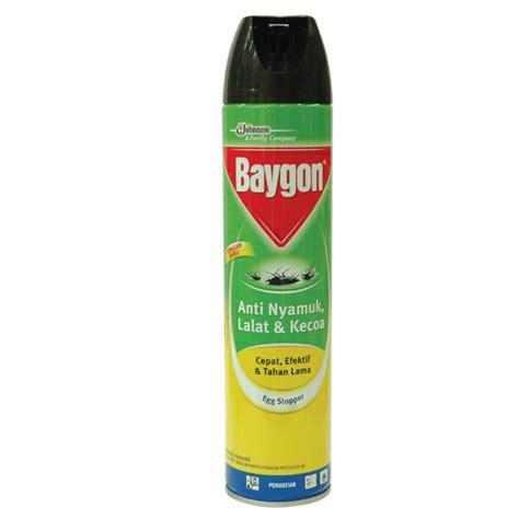 Baygon Aerosol Orange 600 Ml 120 Ml this