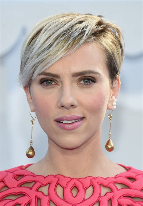female actresses severe short hair 50 of the best celebrity short haircuts for when you need