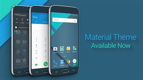 best themes s6 edge plus the first ever material design theme for galaxy s6 and s6