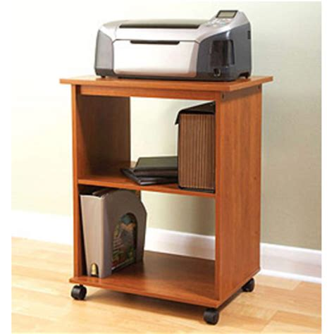 printer cabinet computer office tables by hafele home styles oasis