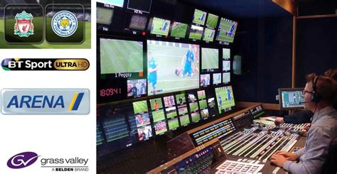 Https Belive Tv Broadcasts Who Is Ready For A Mental Physical Detox Show Guest by Bt Sport Produces World S All Ip 4k Broadcast With