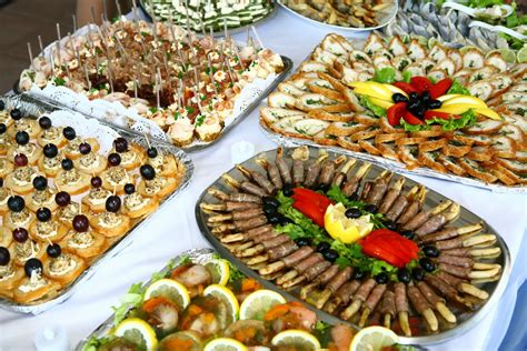 party food holiday ideas