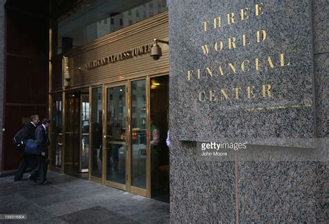 main entrance american express office photo