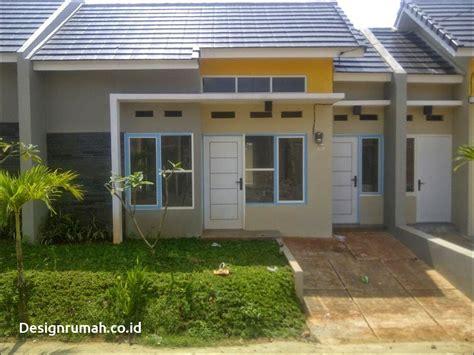 design eksterior rumah tipe 36 100 contoh denah rumah cluster keren terbaru design rumah