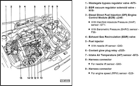 2001 vw beetle engine diagram 2001 vw beetle engine diagram automotive parts diagram