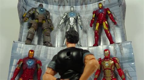 iron man hall armor amazon exclusive box