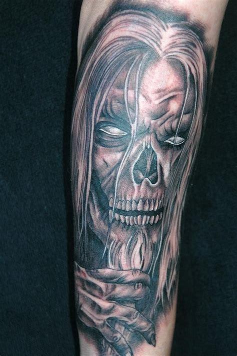 evil tattoo sleeve designs best 25 evil skull ideas on skull