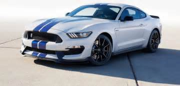 2017 ford mustang shelby gt350 sports car model details