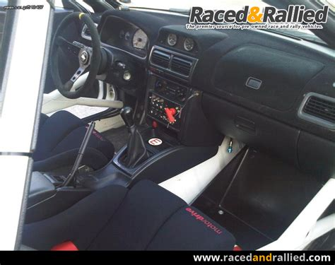 subaru gc8 interior lhd 1999 subaru impreza gt group n rally car gc8 2 door