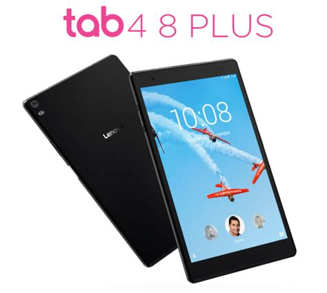 Lenovo Tab 4 8 Plus lenovo tab 4 8 plus is born a new fhd 8 inch android 7 0 tablet w 4gb ram fingerprint reader