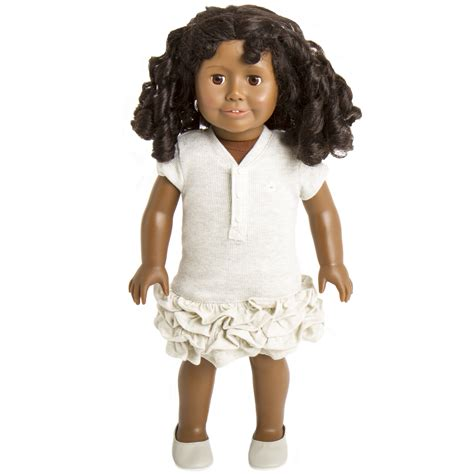Doll Hairstyles For Curly Hair by 18 Doll With Curly Hair Curly Hair