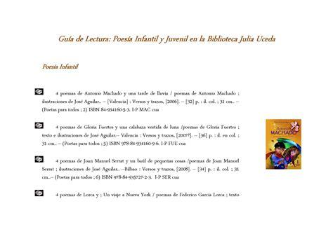guias de colecciones de lecturas poesias y himno guias de colecciones de lecturas poesias y himno de calam 233 o gu 237 a de lectura poes 237 a