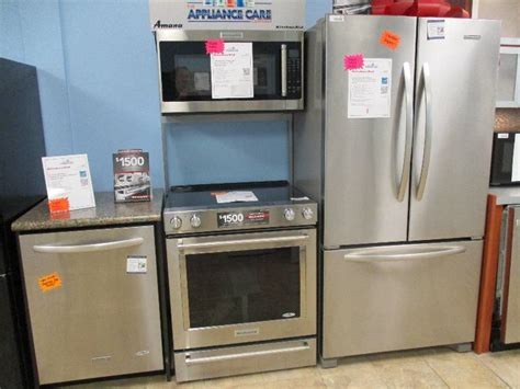 top of the line kitchen appliances brand new kitchenaid complete kitchen package stainless