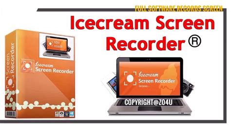 full version screen recorder new icecream screen recorder pro with crack patch full version
