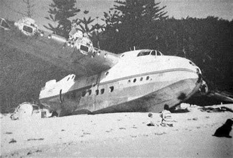qantas flying boat photos michael mcfadyen s scuba diving web site