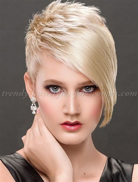 short asymmetrical hairstyles for women short hairstyles with long bangs short asymmetrical