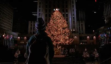 bely hc and guy home alone 2 biggest christmas tree the art of making art