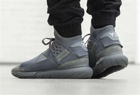 adidas y3 qasa adidas y3 qasa high vista grey sole collector