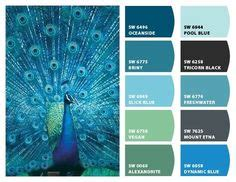 interior design color palettes chip it purple interior peacock blue kma29 just one of 1700 plus colors from
