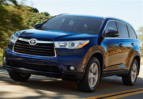 What Is Toyota Toyota Highlander トヨタ ハイランダー 2015年モデル 新車販売 Bpコーポレーション