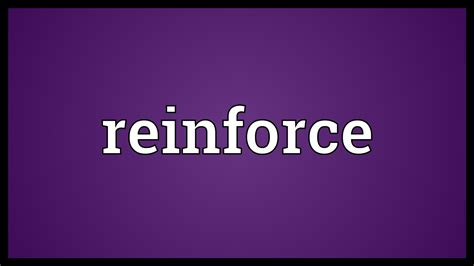How To Pronounce Idea reinforce meaning youtube