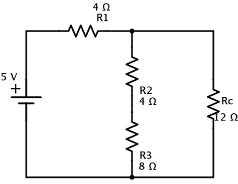 what is the resistance of resistor r3 resistors in series and parallel combination of networks