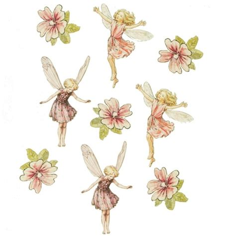 flower fairies wall stickers wall stickers flower fairies can do magic to any wall