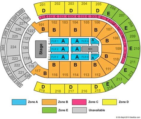 nationwide arena seating chart nationwide arena tickets in columbus ohio nationwide