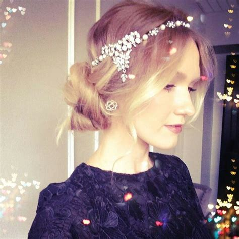 gatsby hair party great hairstyle inspired by great gatsby movie i am