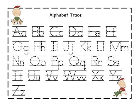 printable alphabet letter sheets free alphabet worksheets for the beginners kiddo shelter