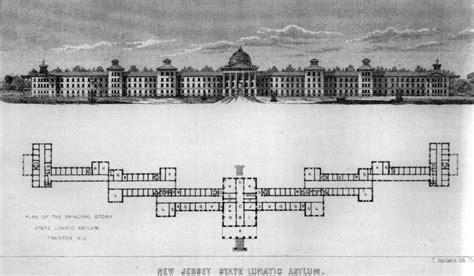 19th Century Floor Plans kirkbride plan wikipedia