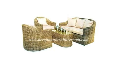 Kerajinan Rotan Unik Jamur Dekorasi Rumah furniture rotan set kursi tamu minimalis anyaman rotan