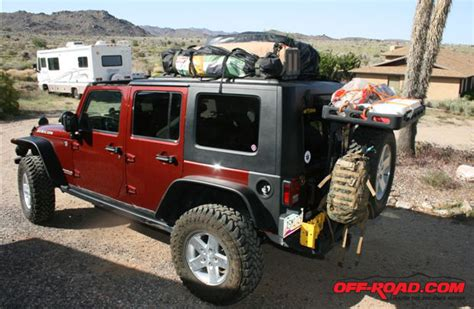 Jeep Rubicon Roof Rack by Jeep Jk Rubicon Recycled Roof Rack Road