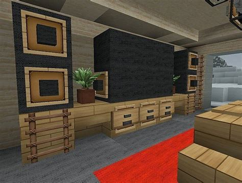 minecraft home interior ideas best 25 minecraft furniture ideas on pinterest
