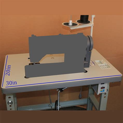 industrial sewing machine table top table for industrial sewing machines