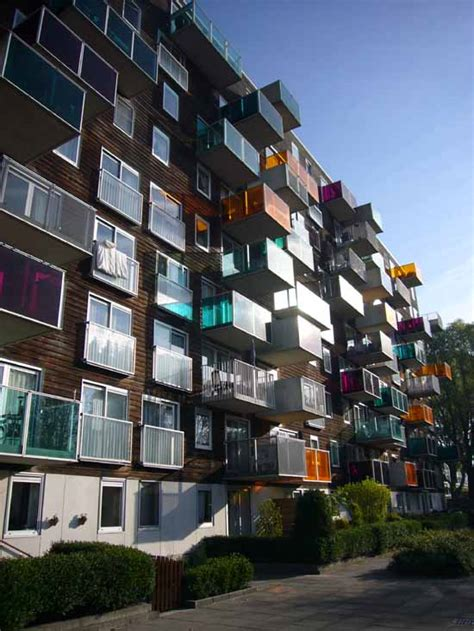Amsterdam Appartments by Wozoco Amsterdam Mvrdv Apartments E Architect