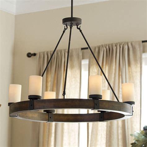 Ballard Designs Kitchen Rugs arturo 6 light round chandelier rustic chandeliers