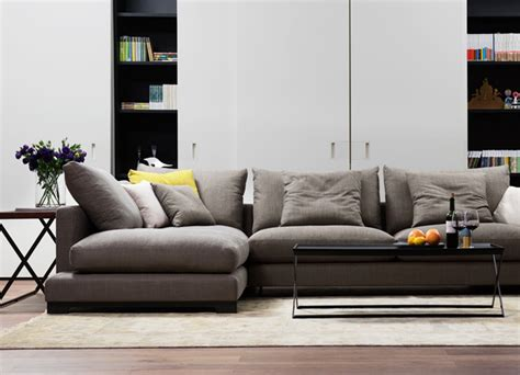 lazytime sofa elegant modern furniture by camerich hecticophilia