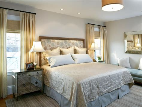grey gold bedroom photos hgtv