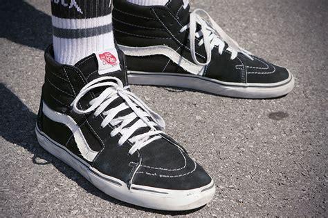 Sepatu Mr La Original 1 vans sk8 hi pai gow es