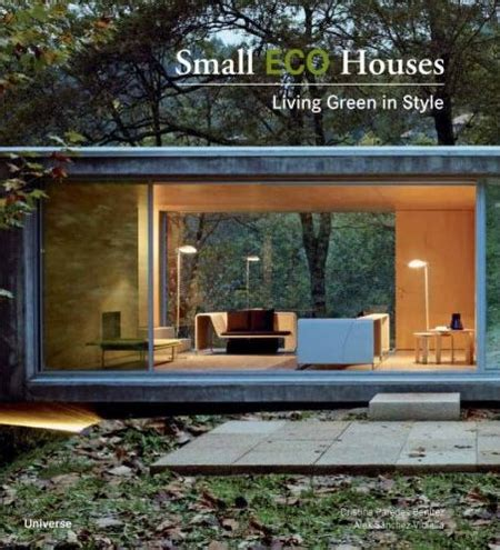 small eco houses books to inspire small eco houses it s a cover up
