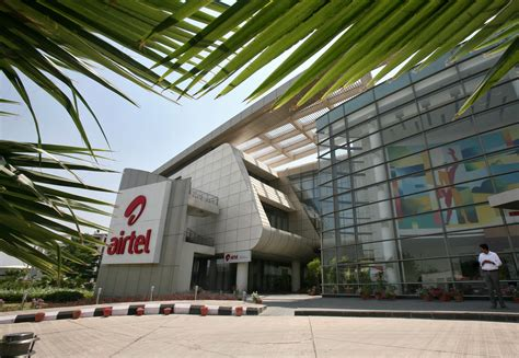 bharti mobile bharti airtel becomes third largest mobile operator in the