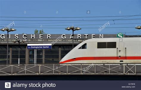 Bahnhof Zoologischer Garten Nachrichten by Berlin Zoologischer Garten Station In Stockfotos Berlin