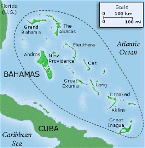 the bahamas history geography points geography