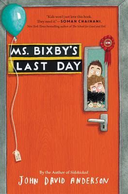 ms bixby s last day by david reviews