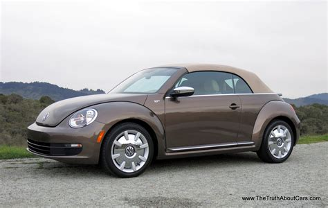 volkswagen bug 2013 review 2013 volkswagen beetle convertible video the