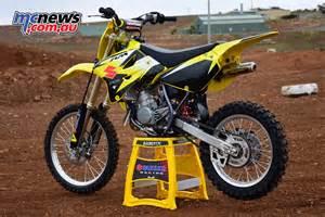 Suzuki Rm85 Bonus Race Kit With Suzuki Rm85 Mcnews Au