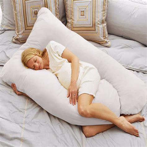 almohada en forma de u compra almohada de maternidad al por mayor de china
