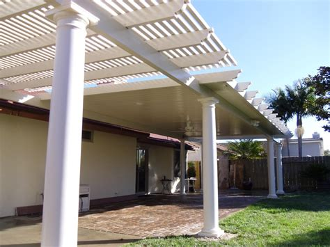 California Patio Covers by Southern California Patios Combination Patio Covers