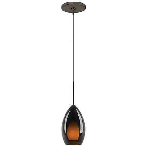 Murano Glass Mini Pendant Lights Brown Murano Glass Bronze Tech Lighting Mini Pendant M2345 20928 Ls Plus